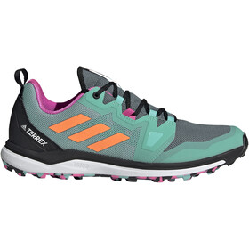 adidas TERREX Agravic Trail Running Shoes Men, turquoise